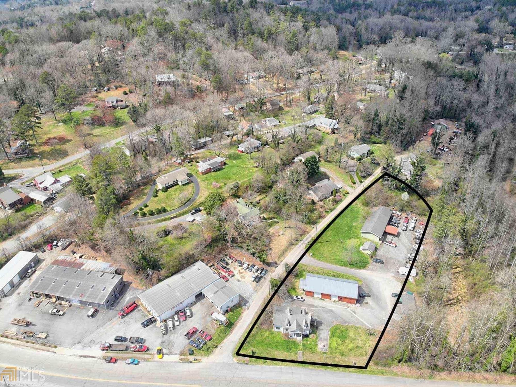 0 N Main & Peach St, Clayton GA 30525