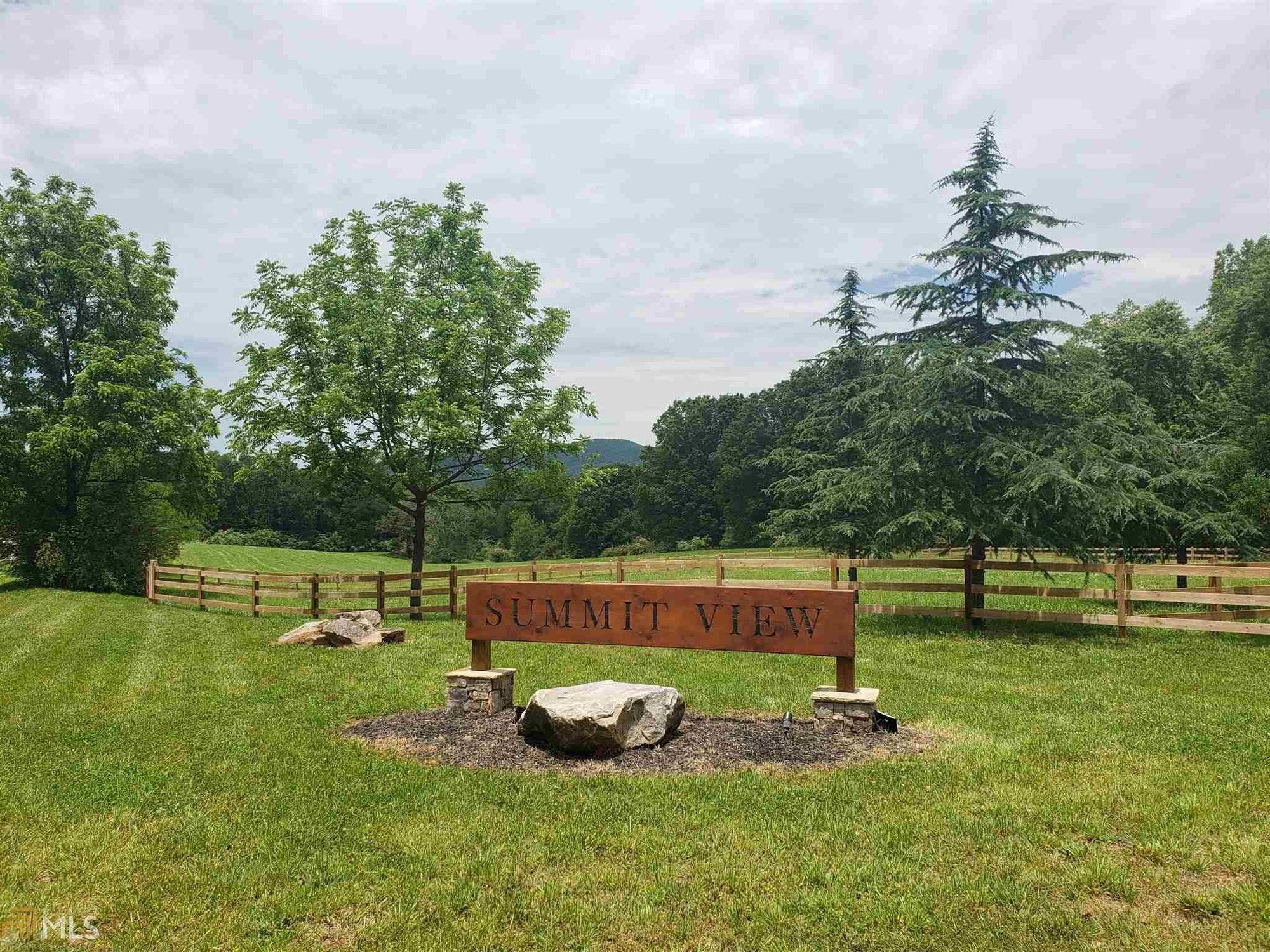 0 Mountain Ridge Dr, Clarkesville GA 30523