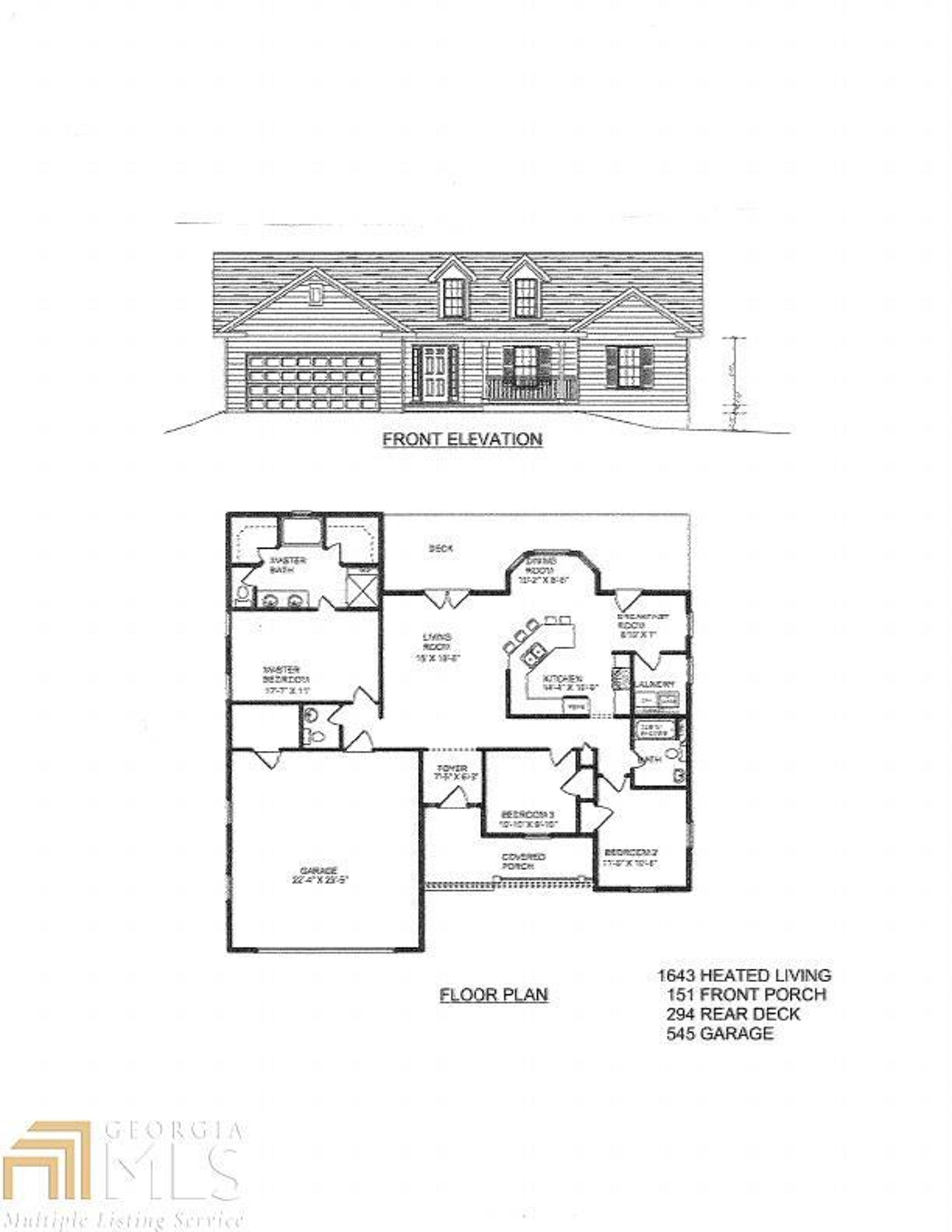 88 Ada St, Royston GA 30662