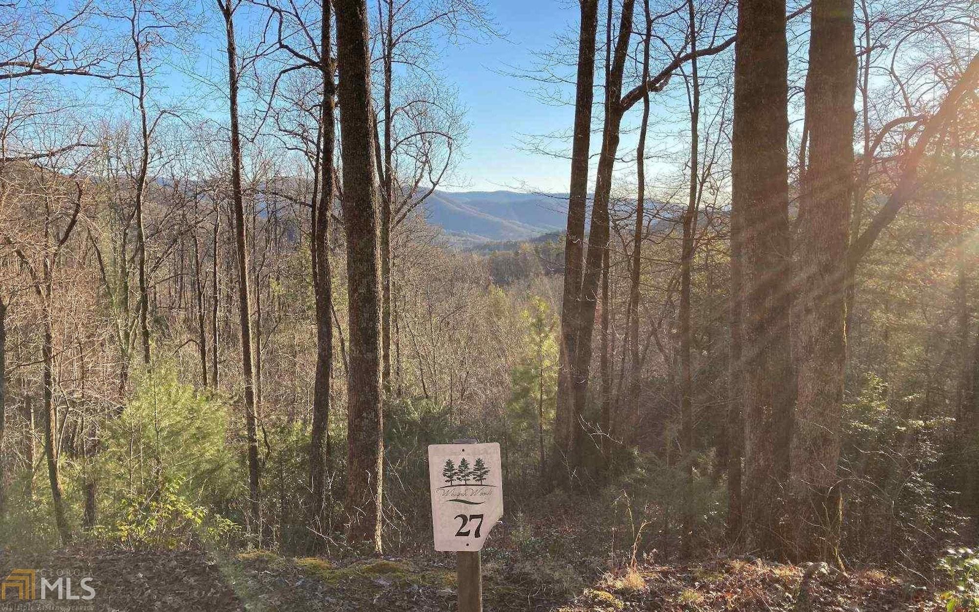 0 Whisper Woods, Hiawassee GA 30546