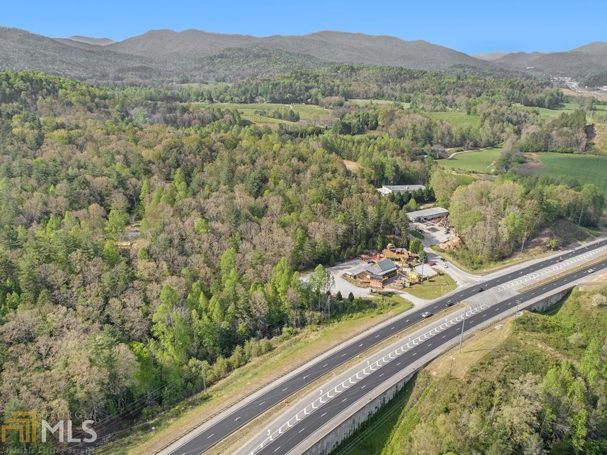 0 Tiger Connector / Ga Highway 441, Tiger GA 30576